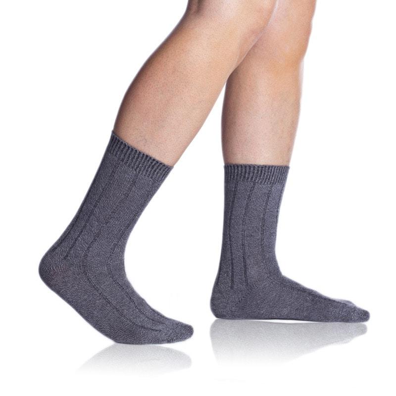 Pánské ponožky Bambus Winter BE497561