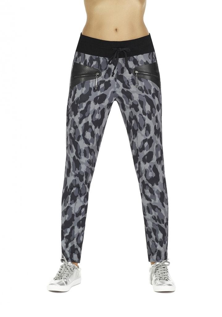 Kalhoty dámské dlouhé bokové 99520  d4fbeefb19