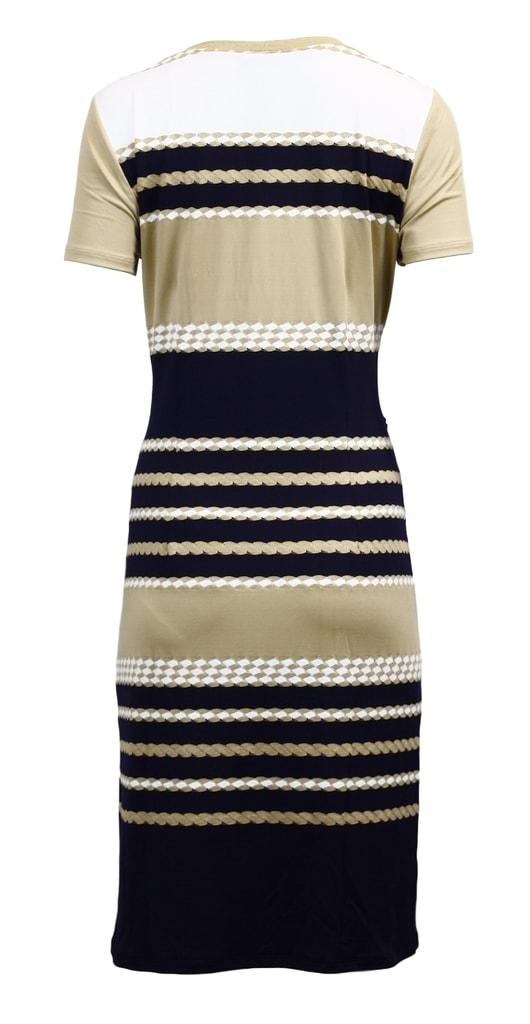 Dámské košilové šaty M44187-CN11-5 - LA BLANCHE  e2f13fe54b