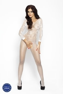 Bodystocking BS007 white