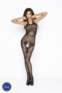 Bodystocking BS037 black