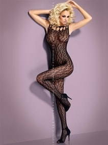 Výprodej Body  Bodystocking G306