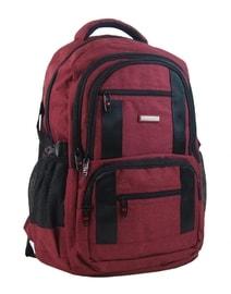 ddd1e3209e1 New Berry Elegantní polstrovaný školní batoh L18106 anticky červený