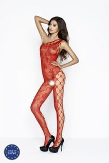 Bodystocking BS036 red