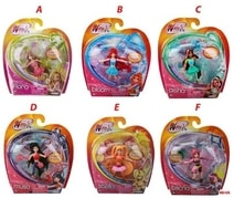 ADC WinX panenka Believix Action Dolls