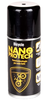 Olej spray NANOPROTECH Bicycle na řetězy spray 150ml