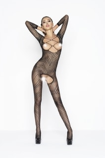 Bodystocking BS040 black