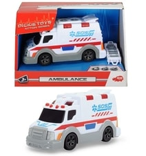 Auto AS Ambulance, 15 cm
