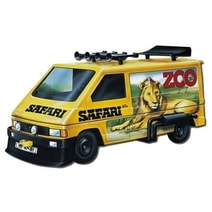 37 Auto Renault Trafic ZOO SAFARI MS37 0102-37