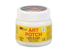 Lak a lepidlo na decoupage 150 ml
