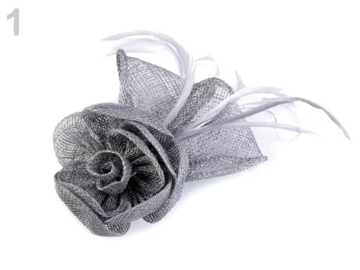 235d5683680 Fascinátor   brož květ ...