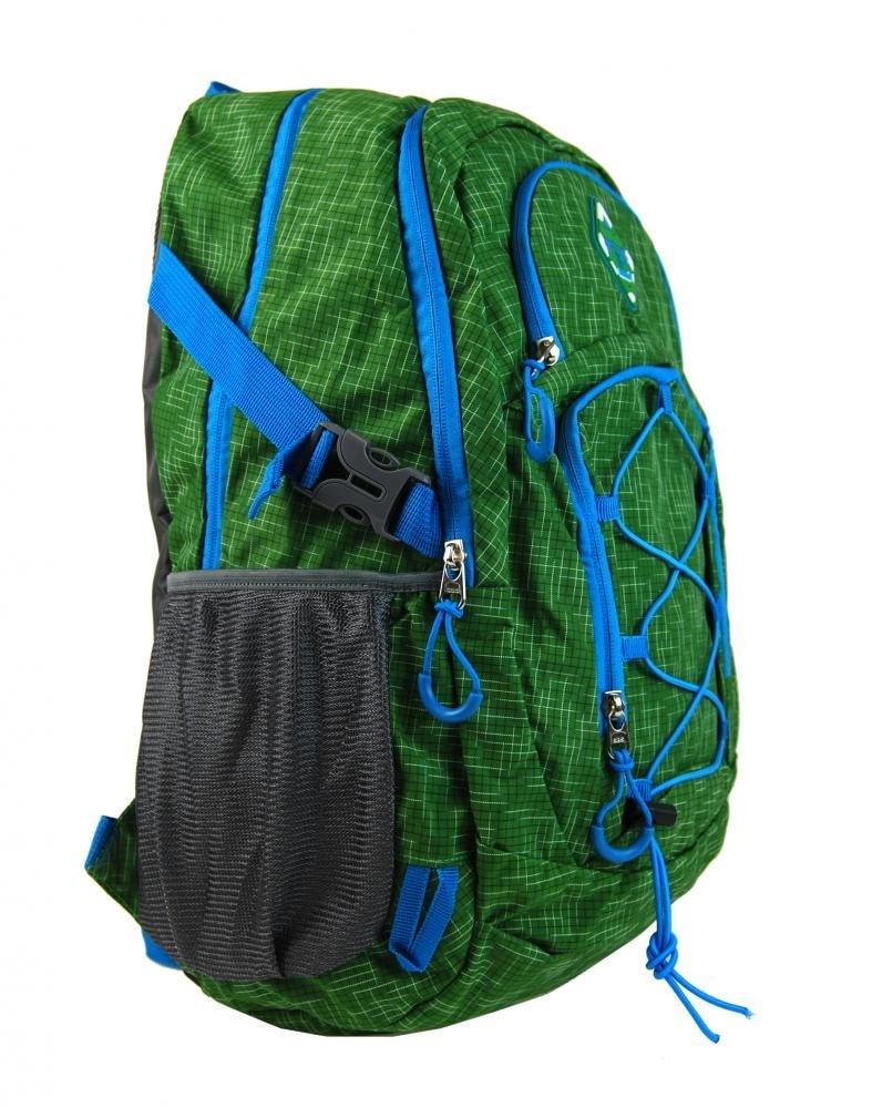 Velký batoh NEWBERRY do města   do školy HL0911 trávově zelený Zvětšit.  Previous  Next d1dbbff4d9