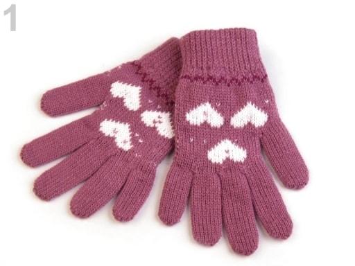 b8a82bc4c32 Dětské pletené rukavice Capu  Dětské pletené rukavice Capu ...