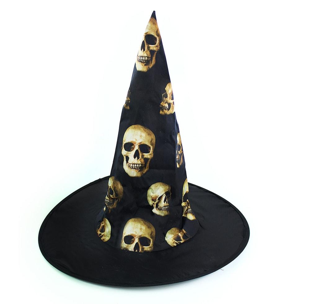 507d639ee92 Klobouk čarodějnický halloween