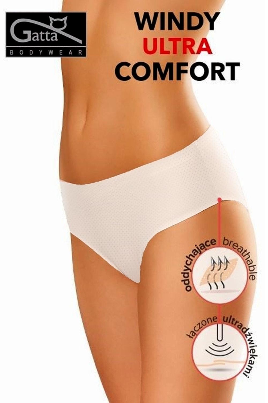 Dámské kalhotky 1593s ultra comfort white  b0740eee2d