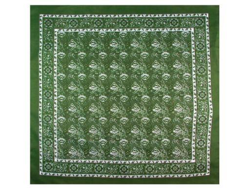 Bavlněný šátek kašmírový vzor Etex 70x70 cm ... 63335ad227